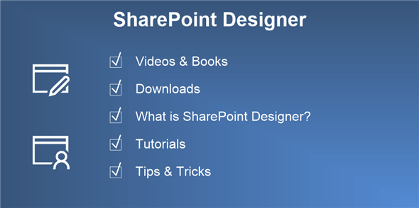 Step by step tutorial. Creating workflows with windows sharepoint.
