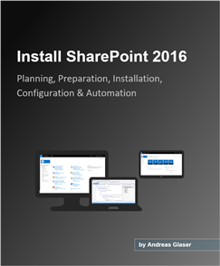 Complete Install SharePoint 2016 for administrators
