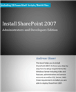 Install SharePoint 2007